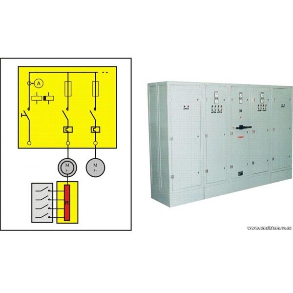 Energetski razvod i automatika elektromotornih pogona