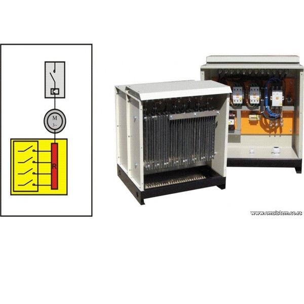 Pokretanje asinhronih kliznoprstenastih elektromotora - Automatski rotorski pokretač