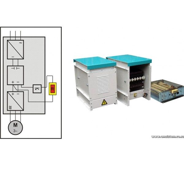 Kočenje kod frekventno regulisanih asinhronih kaveznih elektromotora - Kočioni otpornik